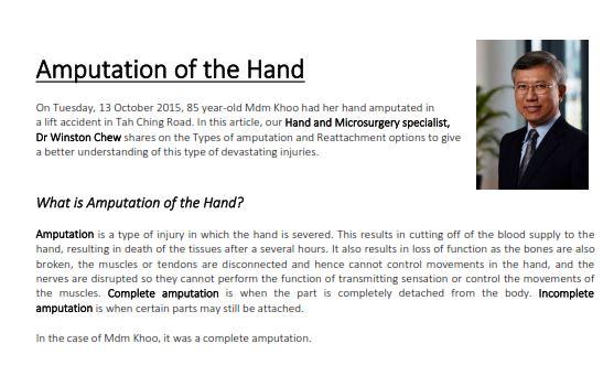 Amputation of the Hand_winston_chew