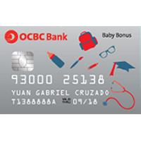 OCBC Baby Bonus Card