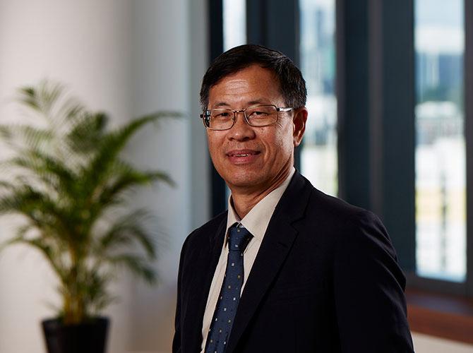 Dr Khong Kok Sun