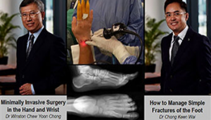 How to Manage Simple Fractures & Minimally Invasive Surgery in the Hand & Wrist