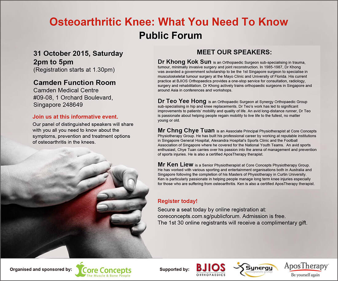 Bjios Osteoarthritic Knee