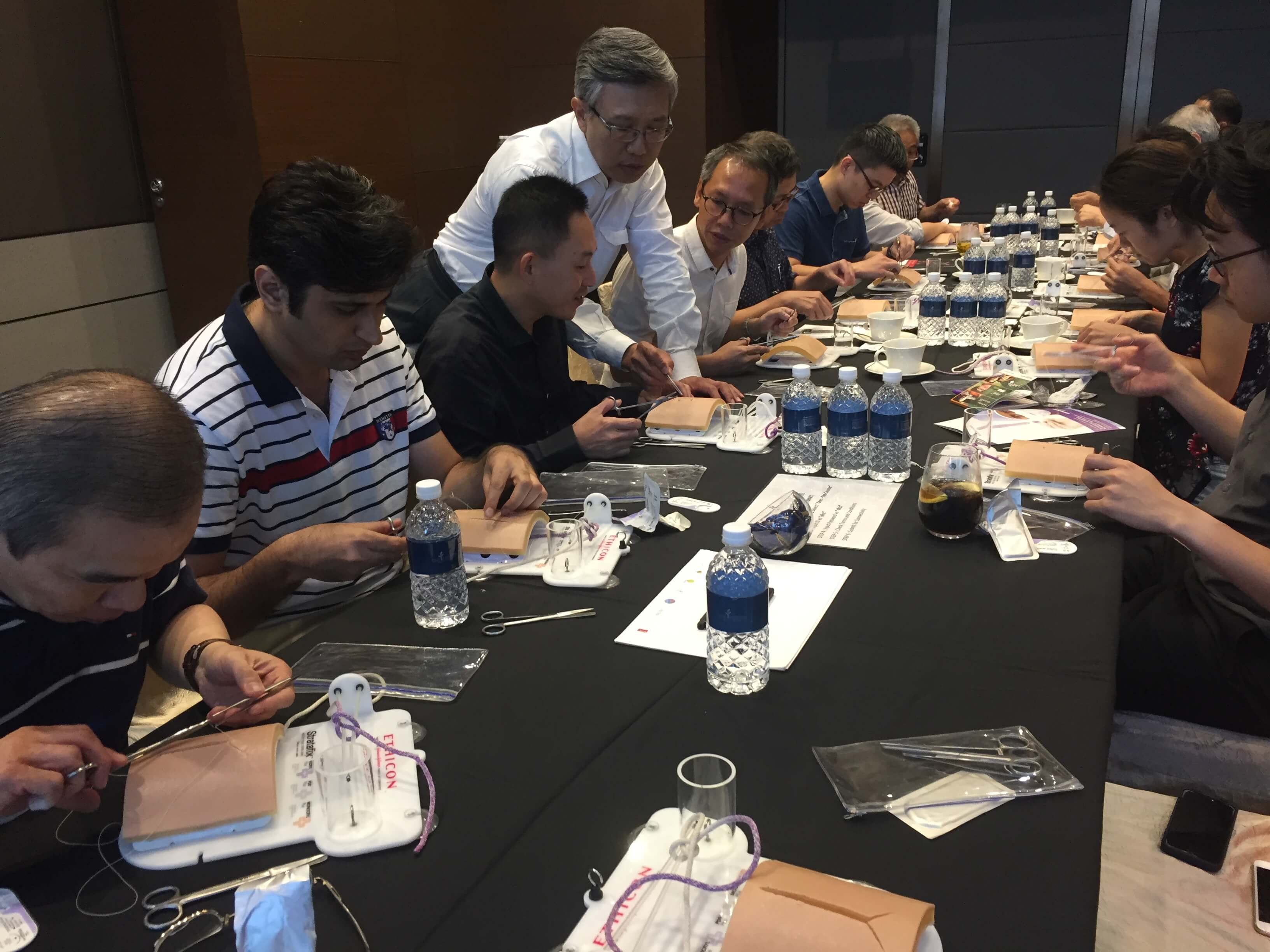 2018 Bjios Suturing Workshop