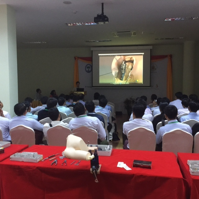 BJIOS Myanmar Orthopaedic Society, 47th Annual Scientific Meeting